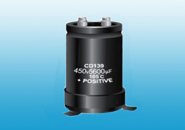 CD139 Aluminum Electrolytic Capacitors