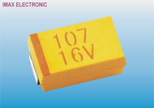 Chip Tantalum Electrolytic Capacitor