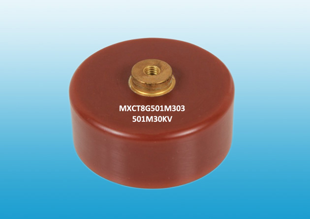 30KV 500pf high voltage doorknob capacitor