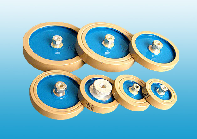 CCG81 RF Power plate ceramic capacitor